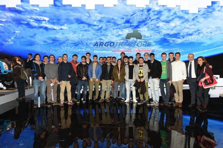 Argo Tractors apuesta por la formación de jóvenes profesionales
