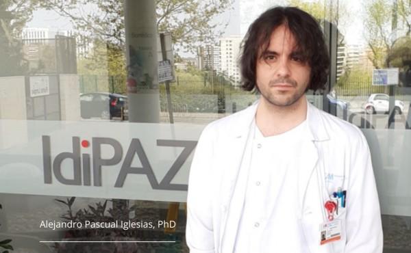 Alejandro Pascual se proclama ganador del Premio Syva 2021