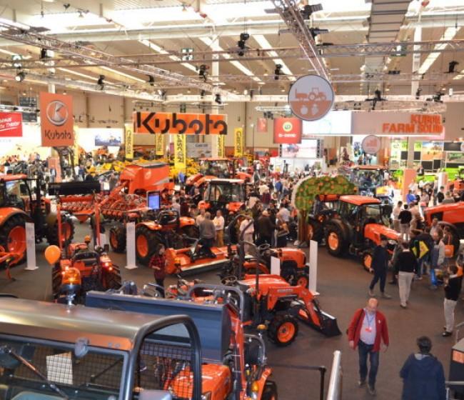 Ni Kubota ni Kverneland participarán en la próxima edición de FIMA