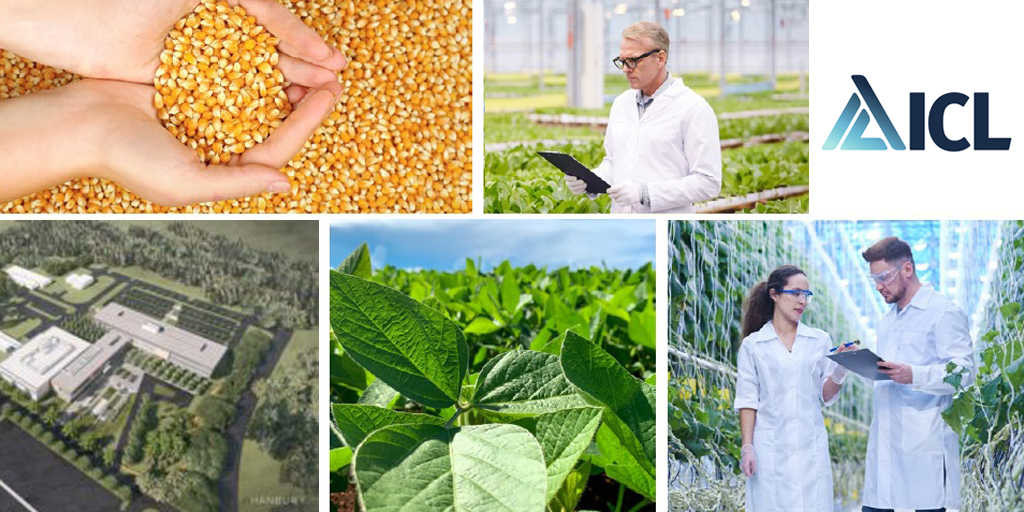ICL adquiere el negocio de nutrición vegetal de Compass Minerals en América Latina