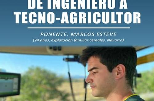COAG organiza el webinar «De Ingeniero a Tecno-Agricultor»