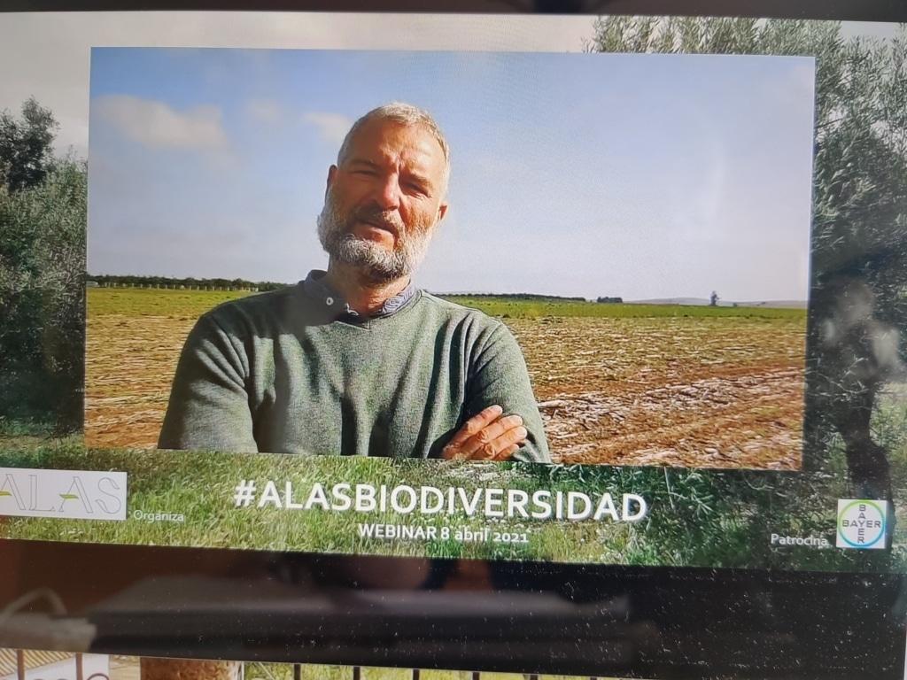 ALAS celebra un webinar para fomentar conjuntamente la biodiversidad
