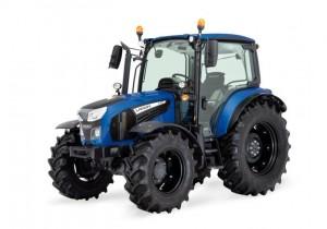 Landini 5-085, el nuevo tractor multiusos
