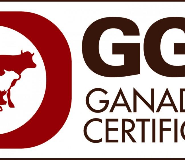 """Marca de calidad """"GGN Ganadería Certificada"""" de GLOBALG.A.P."""