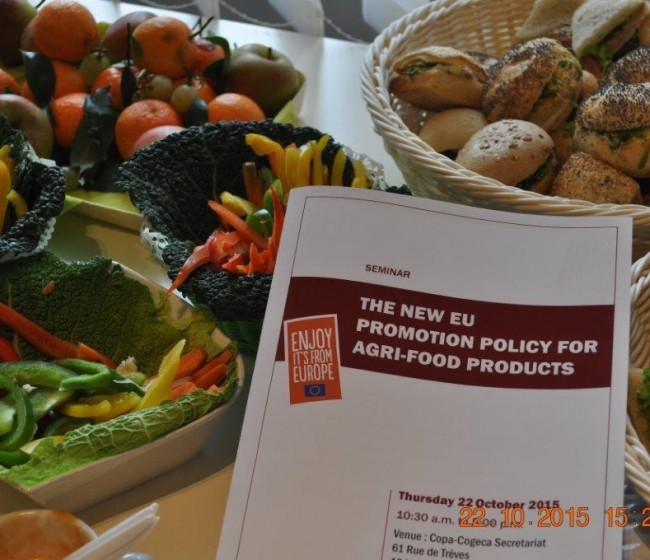La Comisión lanza hasta el 23-J una consulta pública antes de revisar la política de promoción agroalimentaria de la UE