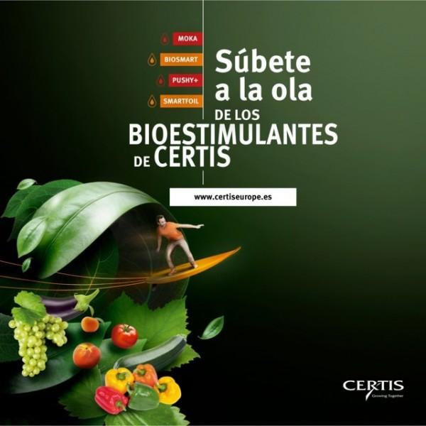 Certis lanza su nueva gama de productos bioestimulantes