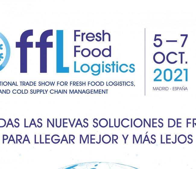 Fresh Food Logistics, nuevo evento de IFEMA para la cadena de frío alimentaria