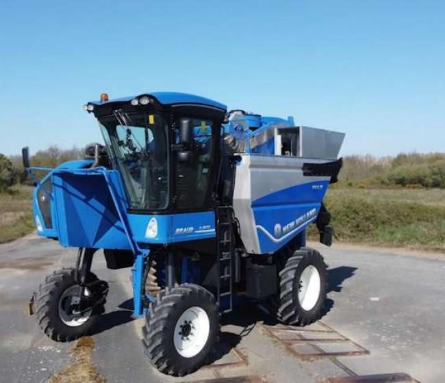 Braud 11.90X Multi, la nueva cosechadora de olivar y almendro de New Holland