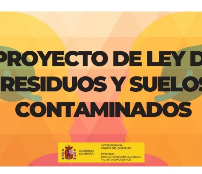 """Aprobado el proyecto de ley de Residuos y Suelos Contaminados, """"clave de bóveda"""" de la Economía Circular"""