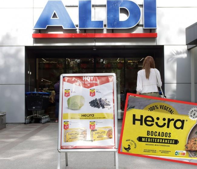 Denuncia de UPA por engañar a los consumidores por comercializar «pollo vegetal»