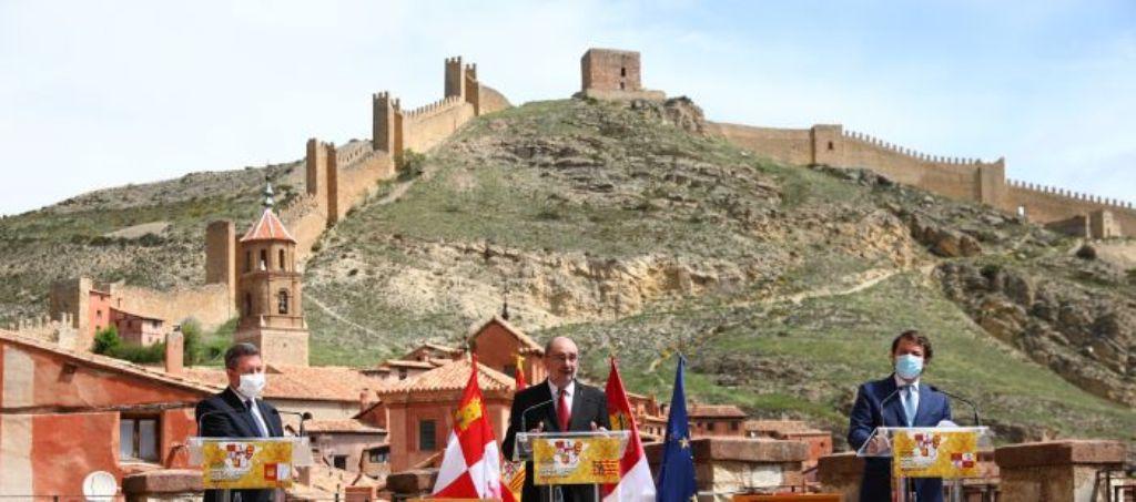 Aragón y ambas Castillas reclaman agilizar el Nuevo Mapa de Ayudas UE para dinamizar el medio rural