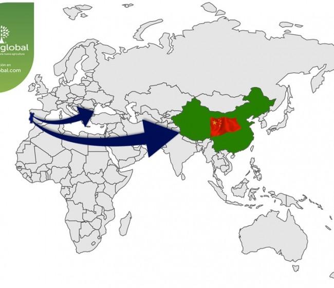 Asfertglobal entra en el mercado chino