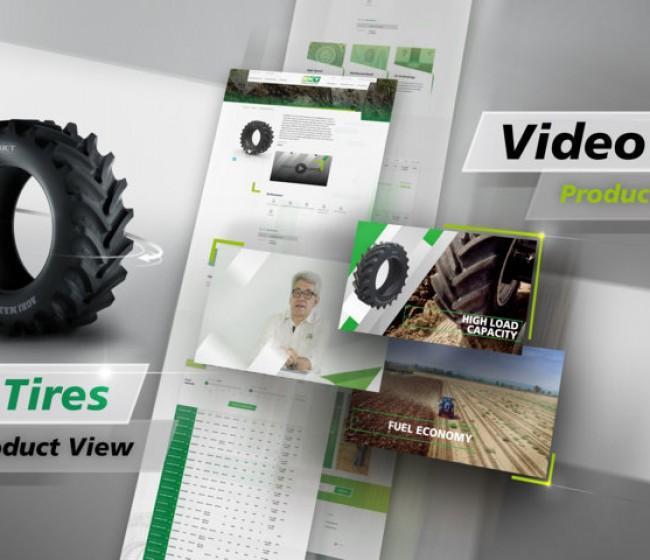 BKT revoluciona la experiencia web del cliente con la presentación de productos en 3D