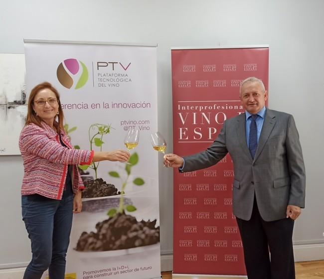 Acuerdo entre OIVE y PTV para impulsar la competitividad del sector vitivinícola