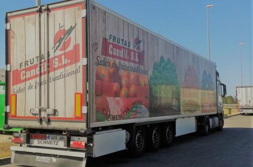 El primer trimestre cerró con un superávit del comercio exterior agroalimentario de 5.585 M€, un 29,4% superior