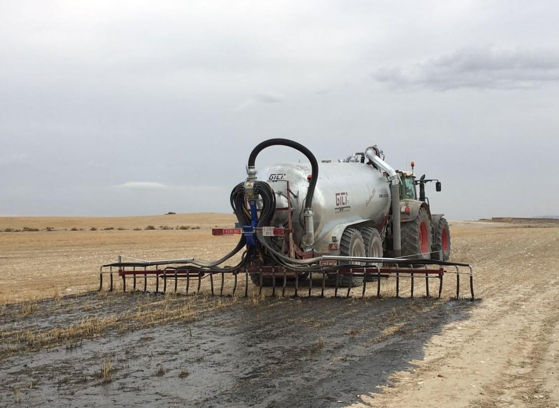 Un 60% de las ayudas del Plan Renove de Maquinaria Agrícola 2021 irá a nuevos equipos de distribución de purines