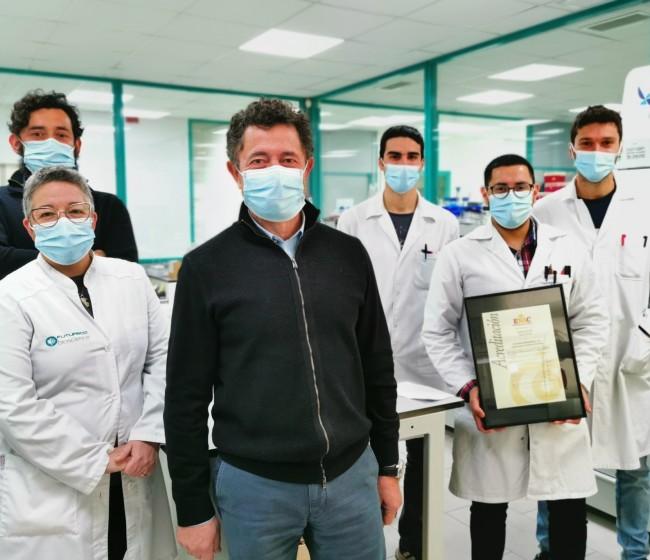 Futureco Bioscience acredita su laboratorio de análisis químico