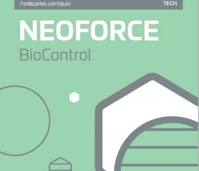 Neoforce Biocontrol, la nueva línea de productos biotecnológicos de Fertiberia Tech