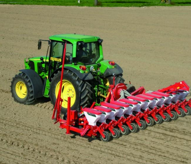 Kverneland presenta su nueva sembradora de alta precisión Optima R