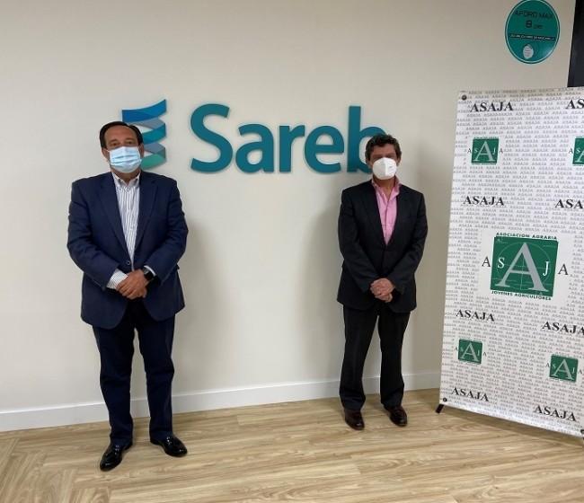 SAREB y ASAJA impulsarán la comercialización de 3.380 suelos rústicos