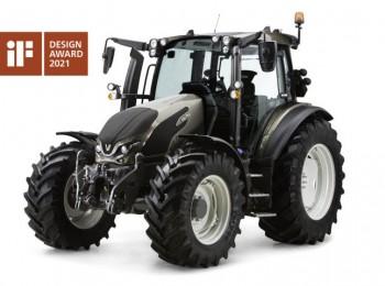 El tractor Valtra G135, galardonado también en los iF Design 2021