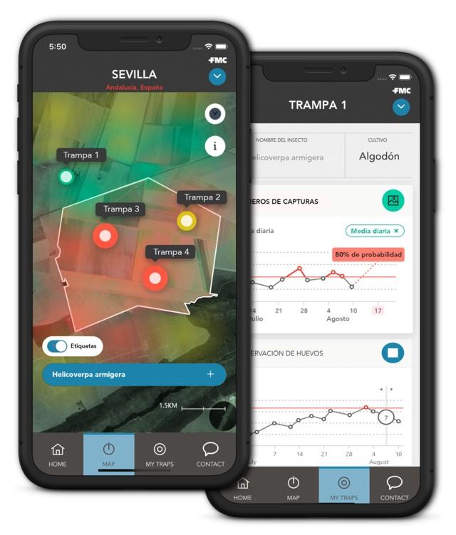 Arc farm intelligence, la nueva app de FMC para el control de plagas