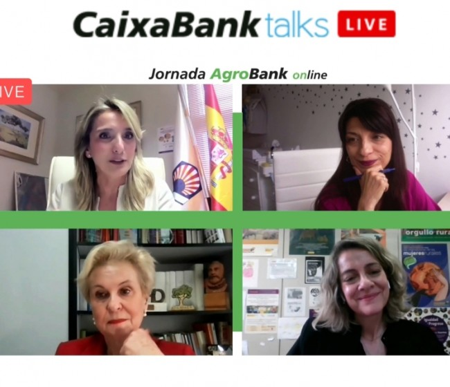 Webinar de AgroBank sobre la situación de la mujer en el sector agroalimentario