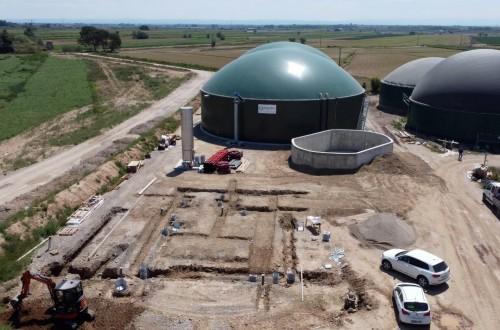 Weltec Biopower reduce las emisiones de CO2 en una explotación de vacas lecheras