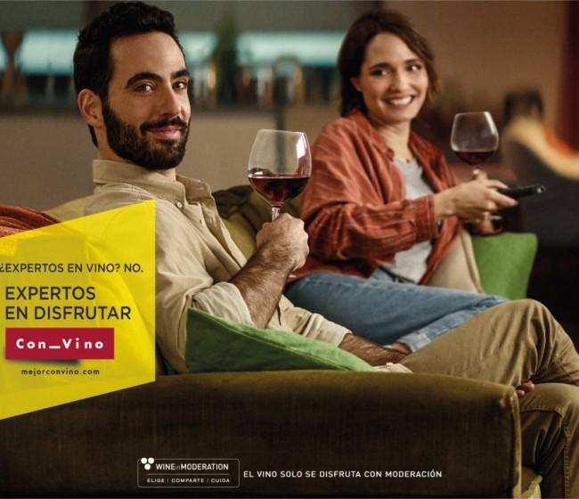 OIVE nos invita a valorar más nuestros momentos cotidianos acompañándolos con vino
