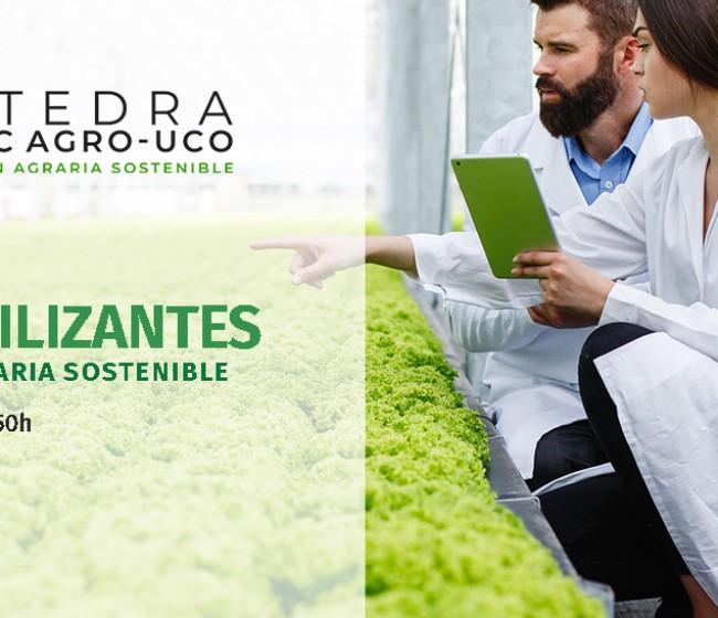 La Cátedra Timac Agro – UCO celebra el 27 de mayo una jornada online sobre el potencial de los fertilizantes