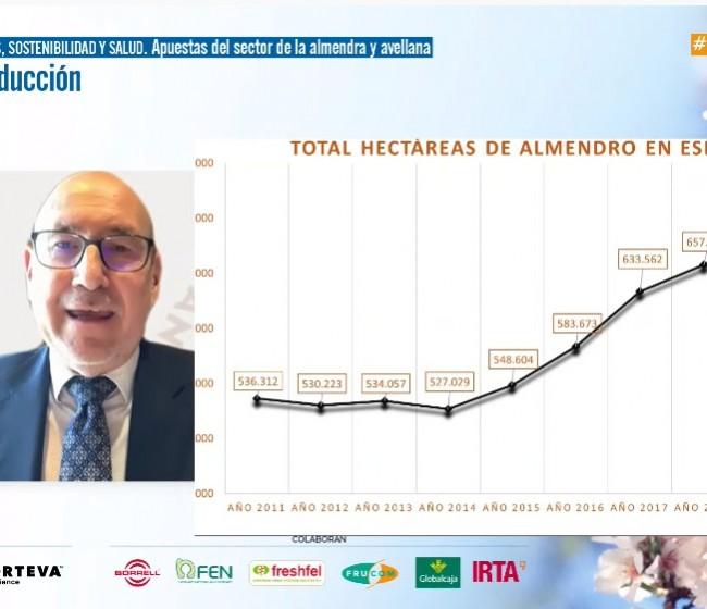 El sectorde frutos secos de España trabaja para exportar a China y promocionar la almendra «ibérica»