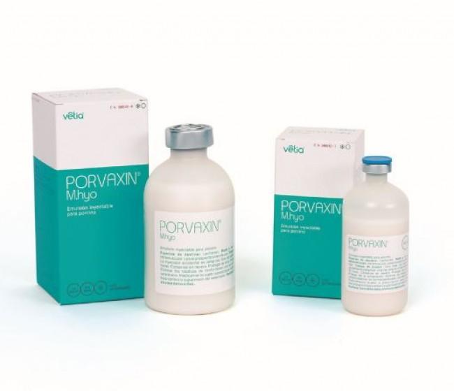 Vetia lanza la vacuna inactivada Porvaxin M.hyo