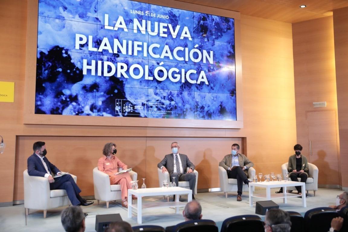 Teresa Ribera presenta los borradores de los Planes Hidrológicos 2022-2027