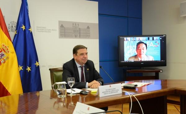 España reafirma su compromiso con la seguridad alimentaria y nutrición mundial