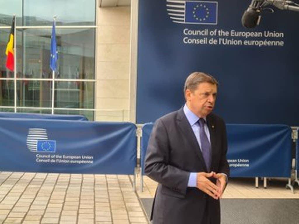 """Planas califica como """"bueno"""" el acuerdo de la PAC 2023/27 al coincidir con los intereses españoles"""
