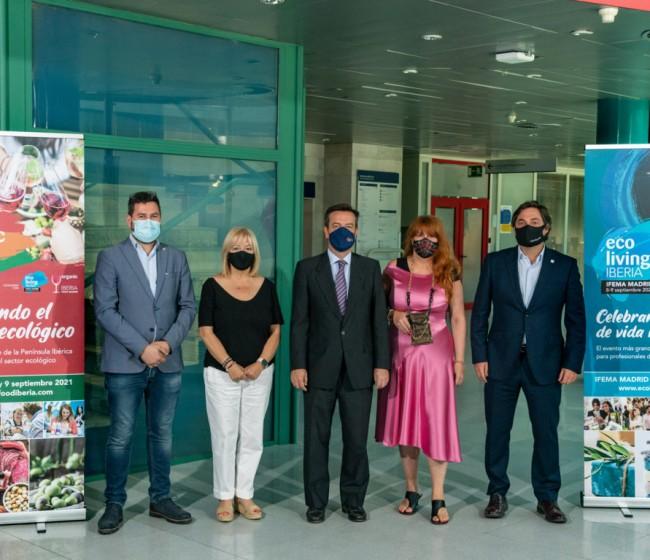 La segunda edición de Organic Food Iberia prevé reunir a 300 expositores en septiembre