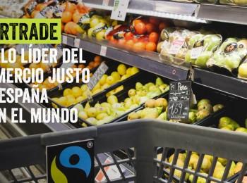 Las ventas del Comercio Justo crecen en la Península Ibérica un 7% en el pasado año