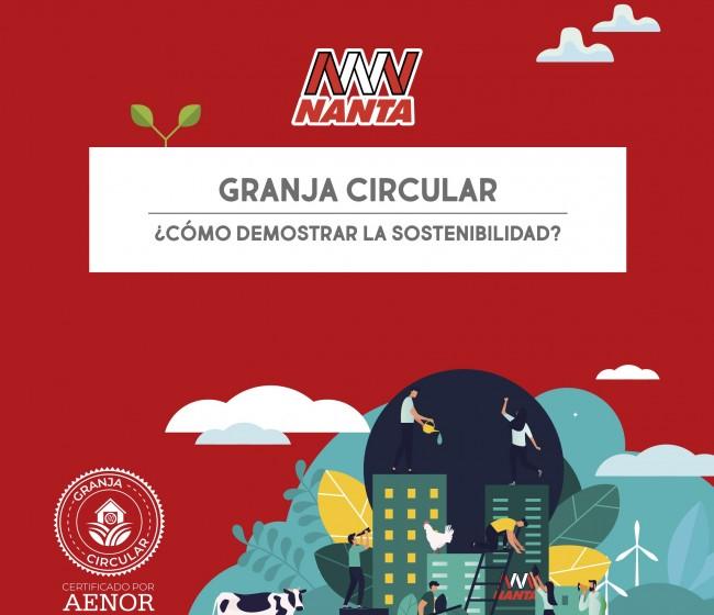 Granja Circular: la propuesta de Nanta para avanzar en la sostenibilidad de la ganadería