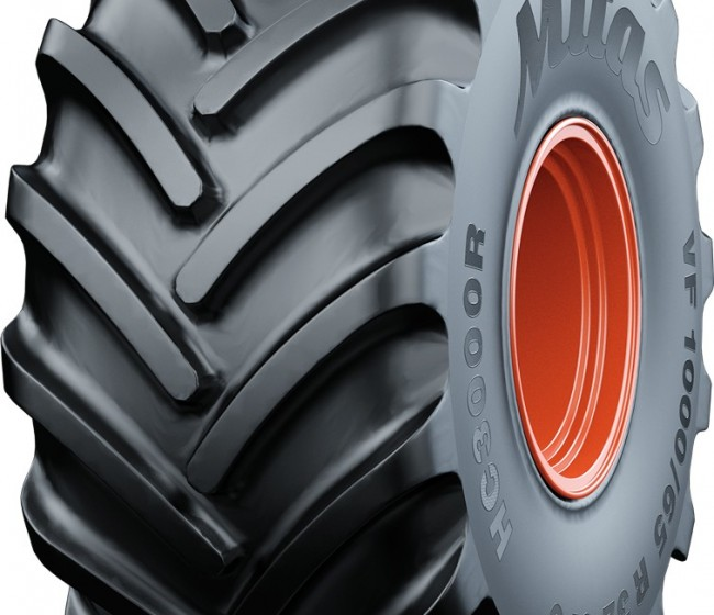 Mitas HC 3000 R, un nuevo neumático diseñado para camiones cisterna de purín