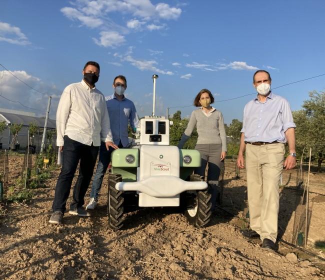 Abierto el plazo para el Máster en Agricultura Digital e Innovación Agroalimentaria de la Universidad de Sevilla