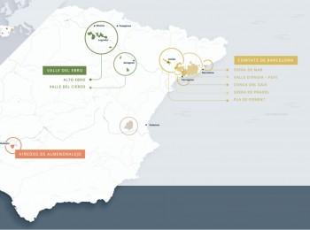 EL BOE oficializa la nueva zonificación y segmentación de la DOP Cava