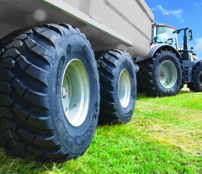 Siete nuevas dimensiones en la gama de neumáticos Michelin TrailXbib
