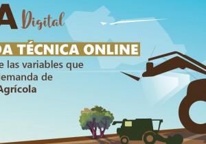 FIMA analiza las tendencias y la demanda de maquinaria agrícola en una jornada digital el próximo 29 de junio