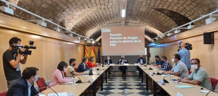 Aragón y Navarra ven irrenunciable eliminar los derechos individuales basados en referencias históricas del PEPAC 2023/27
