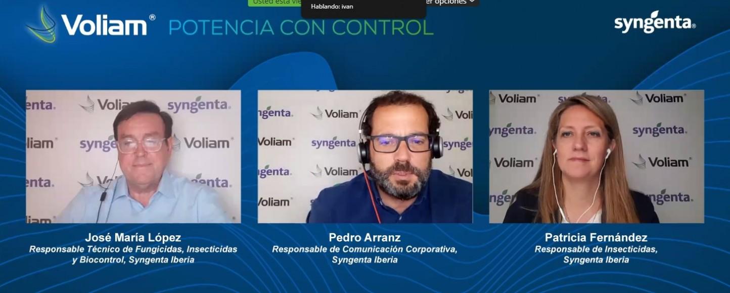 Voliam, la nueva solución de Syngenta para el control de orugas y escarabajos