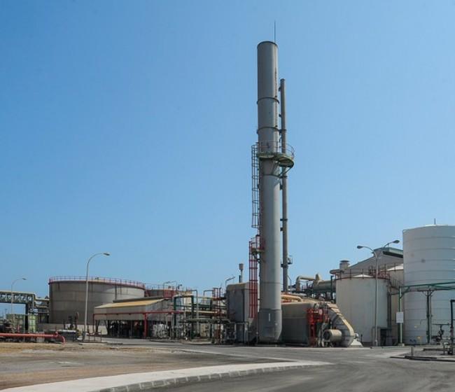 Grupo Fertiberia reducirá en más de un 90% las emisiones de su planta de Sagunto