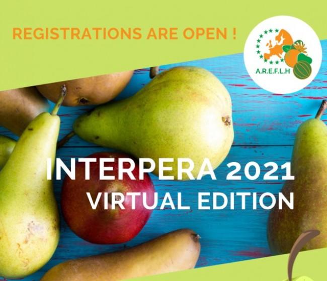 Producción, comercio y consumo de pera, a debate en Interpera 2021