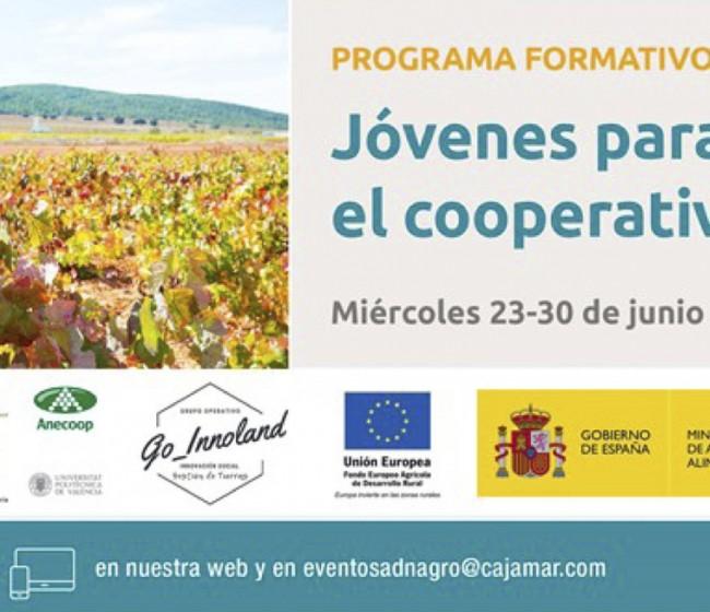Jornadas formativas de Cajamar «Jóvenes para impulsar el cooperativismo»