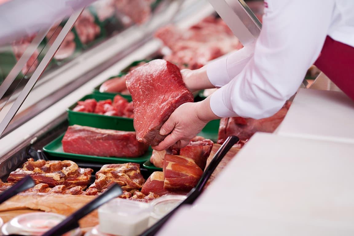 lineal de carniceria carne _baja