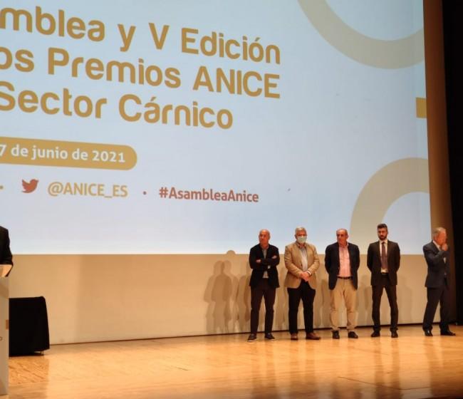 La patronal ANICE entrega sus Premios del Sector Cárnico